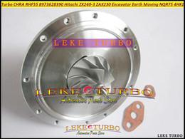 Cartucho Turbo CHRA RHF55 8973628390 Turbocompressor Para HITACHI ZX240-3 ZAX240 ZAX230 Escavadeira Para ISUZU Terra Movendo NQR75 4HK1 de