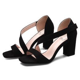 Wholesale Online Clubs - New Listed Women Heels Online Shopping Buy Sandals Cheap Pumps Fashion Ladies Footwear Online Sexy Night Clubs Girls Popular Shoes Purchase