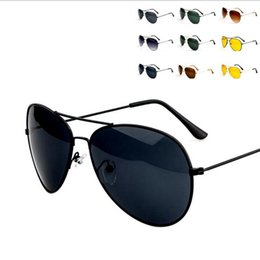 Wholesale Protection Drivers - Women Vintage Sunglasses Driver Eyeglasses Vacation Holiday Glasses Protection Sunglasses Summer Beach Eyewear 11 Colors OOA1540