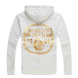 Wholesale Men Jean Jacket Winter - 8 Photos In 2017, 8 Style jacket new fashion robin jeans hoodie men's robins jean sweatshirt winter hoodie sport male plus size Hoodies & S
