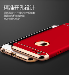Wholesale Xiaomi Red - For iPhone X 360 Protection Phones Cases Cover For iPhone 8 6s 7 7s Plus PU+Metal Luxury Back Phone Fundas Capa For Xiaomi Redmi Note 4