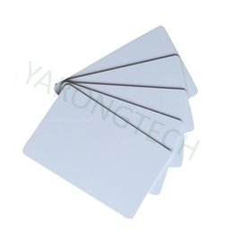 Wholesale Card Access Door Locks - Hotel Key Card Door lock access control 125khz rewritable -20pcs