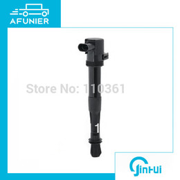 Wholesale Fiat Ignition - 12 months quality guarantee Ignition coil for Fiat Doblo,Palio OE No.55180004,46777286,BAE403B