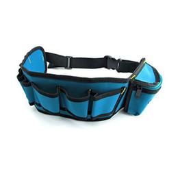 Canada Multifonctionnel Sac de taille de sac de voyage en plein air Pack Compact Worker 7 outils de sac de ceinture de taille de poche cheap compact pack Offre