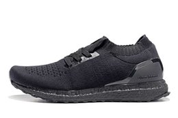 Wholesale Trendy Lace Up Ankle Boots - Wholesale New Mens and Womens Consortium Kith x Ultra Boost Mid Uncaged Aspen Casual shoes for Men and Women Casual shoes Trendy young