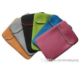 "Wholesale 17 Tablet Pc - Sleeve Bag Case Cover Pouch Protective for 10"" NetBook PC Tablet Laptop"