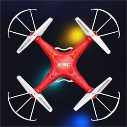 Wholesale Remote Control Metal Helicopter Toy - RC Flying Toys WIFI Remote Control Drone Helicopter Quadcopter With Camera Original 4-Axis Real Time Toys