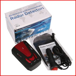Wholesale Remote Alert - Radar Detectors Russian English Voice Alert Laser Detector 360 Degree Anti Police GPS Speed Safety Car-Detector ATP111