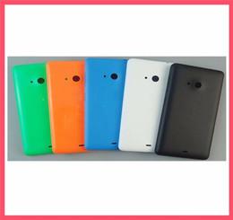 """Новый задний корпус для Microsoft lumia 535 5.0 """" задняя крышка батарейного отсека для nokia 535 красочные жесткий чехол от"""