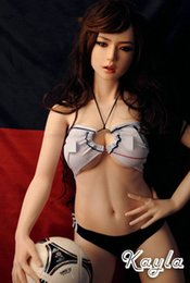 Wholesale japanese high quality love dolls - Sexy toys real love doll life size japanese silicone sex dolls realistic vagina lifelike inflatable sex doll for men high quality