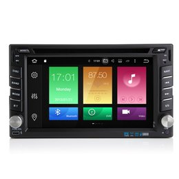 "Wholesale Mirror Screen Tv - 6.2"" 2G RAM Octa-Core Android 6.0.1 System Car DVD Auto GPS Receiver Radio RDS BT4.0 WIFI 3G 4G OBD DVR Mirror Screen Steering Wheel Control"