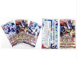 Wholesale Yu Gi Oh Toys - 288card 1box All Collection box package Yu-Gi-Oh paper card table game play magic card toy English Version Yugioh game play card
