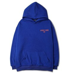 Wholesale Original Female Jackets - Original paragraph all-match spring tide brand Hooded Jacket with a male and female couples dress hooded hoodies kanye west pigalle