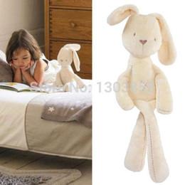 Wholesale Rabbit Stuffed Animals - Wholesale- Cute Bunny Plush Toy Rabbit Stuffed Animal Baby Kids Gift Doll 54*11CM