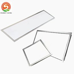 Wholesale Office Led Panel Lights - New arrive led light panels lamp 36w 48w 72w 80w 300x1200 600x600mm 600x1200 LED panel lights home office decoration