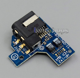 Wholesale Slim Pcb Board - Repair Parts Earphone Jack Port With PCB Board For Sony PSP Slim 2000