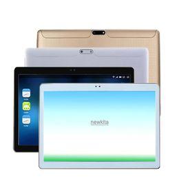 Wholesale Dual Sim Gps Flip - Wholesale- New Android Tablet 10.1 Inch 3G MT8752 Octa Core 4GB RAM 32GB ROM 1280*800 Pxl 5.0MP GPS Bluetooth Dual SIM Flip Case Free