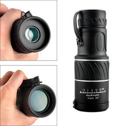 Mini-zoom-teleskop online-Mini 30x52 Dual für Focus Optic Lens Tag Nachtsicht Armierung Travel Monocular Telescope Tourism Scope Fernglas 2507007