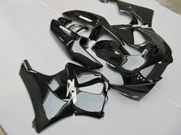 Wholesale 919 Fairing - New ABS motorcycle bike fairing kits for HONDA CBR900RR 919 1998 1999 CBR900 900RR CBR919 98 99 CBR919RR bodywork set black glossy