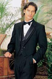 Wholesale Oscar Renta - Oscar de la Renta Contour Tuxedo Tailcoat Tails Full Dress - All Sizes