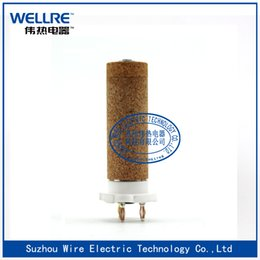 Wholesale Electric Element Heating - Resistance Electric small heating element 139.922 230V 0.77KW for hot air welder