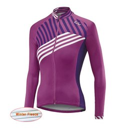 New LIV Women Bike Clothing Winter thermal fleece Long Sleeve Cycling  Jersey MTB Bicycle Maillot Riding Bike Wear Ropa Ciclismo D1112 594942d7e