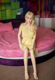 Juguetes sexuales adultos 165 cm muñeca hinchable japonesa Muñeca inflable muñeca del sexo de la vagina muñeca real del sexo del silicón desde fabricantes