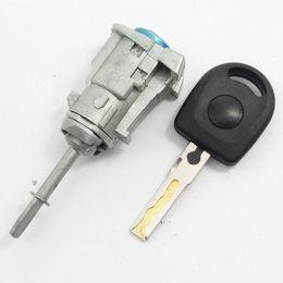 Heißer verkauf vw rechte türschloss fahrer rechte türschloss mit one cut schlüssel passt für Volkswagen Passat von Fabrikanten