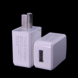 Wholesale Dual Usb Ac - 5V V70 1.5A V71 2.4A V72 3A Dual & single usb Travel US AC home wall charger travel adapter plug for iphone 5 6 7 plus for samsung s6 s7