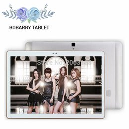 Wholesale Kids Tablet Computers - Wholesale- BOBARRY 10.1 inch S106 Octa Core 2.0GHz Android 6.0 4G LTE tablet android Smart Tablet PC, Kid birthday Gift super computer