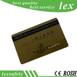 Wholesale Contactless Rfid Smart Card - RFID Chip card Manufacturers Make 125HZ ISO11785 TK4100 Contactless Plastic pvc smart chip ID Card