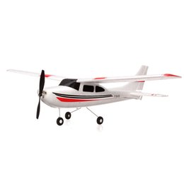 Wholesale Airplane Cessna - Wholesale-WLtoys F949 3CH 2.4G Cessna 182 Micro RC Model Airplane Plane RTF Model 2