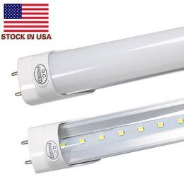 Wholesale Daylight Fluorescent Lamp Tube - 20W 4ft T8 LED Tube T5 LED Tube 1200mm Lights Fluorescent Lamp Daylight 1.2m 25PCS 3 Years Warranty 85-265V 100-100LM W