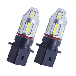 Wholesale Front Light Bmw - Quality car led lights P13W PSX26W 30led 2835smd xenon white for bmw audi honda vw mazda benz.