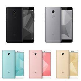 Wholesale Note Phone Cdma - Xiaomi Redmi Note 4X 3GB 32GB Snapdragon 625 4100mAh 5.5 Inch Cellphone Redmi Note4 X Dreami Original Mobile Phone