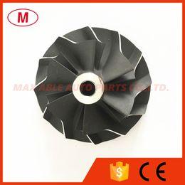 Wholesale Turbocharger Gt1749v - GTB1749VK GT1749V 6+6 blades 787556-5017S 787556-5022S 787556-0022 787556-5016S 787556-0016 turbo turbocharger Compressor Wheel