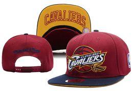 Wholesale Snapbacks High - 24 style james Snapback Caps Adjustable cleveland Basketball Hats Fashion Hip Hop Snapbacks High Quality Women Men Sports free shipping