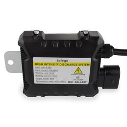 Wholesale Cheap Bulbs - 1 X DC 12V 35W xenon replacement ballast slim ignition cheap block match hid bulb h1 h3 h4 h7 h8 h9 h11 9005 9006