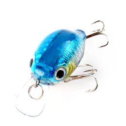 Wholesale Chubby Fishing - New 10pcs 6cm 8.5g Chubby fish Hard plastic lures fishing hooks Fishhooks 3D Eyes Fishing Lure 6# Hook Artificial Bait Pesca Tackle