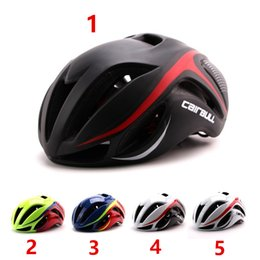 Wholesale Helmet Mountain Bicycle - hot cakes! Ultra-light road bike pneumatic helmet. Mountain MTB helmet, the overall molded bicycle helmet, bicycle riding equipmen