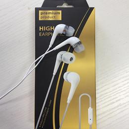 2017 migliori in cuffie stereo auricolari E6C cuffie cuffie auricolari  stereo con anabbagliante microfono auricolare per il telefono cellulare  all ingrosso 63b5b13676e5