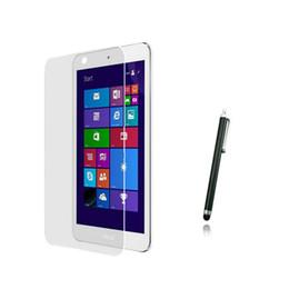 "Wholesale matte lcd screen - Wholesale- New Matte Anti-Glare LCD Screen Protector Guards Cover Film For Asus MeMO Pad 8 ME181C M81c-1B016W K011 K01G 8"" +1x Stylus Pen"