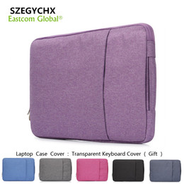 Wholesale 13 Inch Apple Laptop - For Macbook 13 inch , High Quality Nylon Laptop Bag Sleeve Pouch for Apple Mac book Air   Pro Retina 13.3
