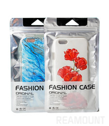 Saco novo do empacotamento plástico do PVC do pacote da vinda por atacado para o caso do telefone móvel para o empacotamento varejo do fechamento do fecho de correr do iPhone 8 de Fornecedores de maçãs de plástico ao atacado