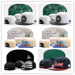 Wholesale Drop Ship Snapback Hats - Newest Fashion Cayler & Sons snapback hats Hip Hop cheap adjustable snapbacks hats for men or women mix order drop shipping hatdoor