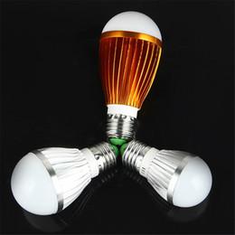 Wholesale downlight globe - High power CREE 9W 12W 15W Led globe Bulb E27 E14 B22 GU10 LED globe Light downlight Ball Lamp lighting spotlight 85-265V