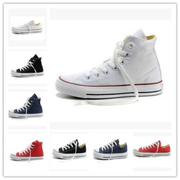 Wholesale Light Up Skateboards - 2017 Chuck Canvas Shoes taylor For Star Men Women Casual Flat Shoes skateboard Sneakers Unisex Zapatillas Walking Shoes