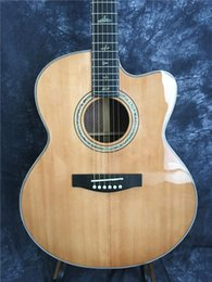Wholesale Electric Acoustic Abalone - Human Chaylor 914ce guitar electric acoustic guitar high quality 914 ce acoustic guitar Solid spruce top all currently abalone