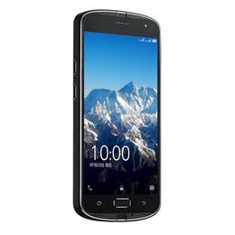 Wholesale Gps Rear Camera Tv - AGM X1 IP68 Waterproof Phone 6 64GB ROM 4GB RAM OctaCore OTG Double Rear Camera IP68 Fingerprint Smartphone Shockproof