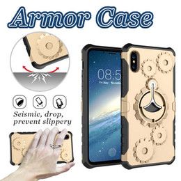 Wholesale Perfect Cover - Back Shell Cover Phone Case For iPhone X 8 Plus Fashion And Practical Perfect Armor Case For Samsung Note 8 with OPP Package